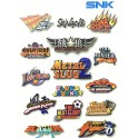 SNK NEO GEO X CARD SET 15 GAMES FIRMWARE 500A