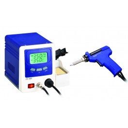 LEAD FREE DESOLDERING STATION WITH LCD PANEL ZD-985 NEW 220V