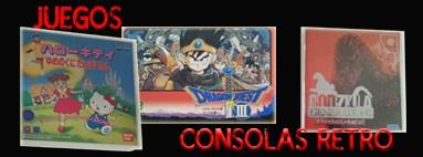 Juegos Consolas Retro