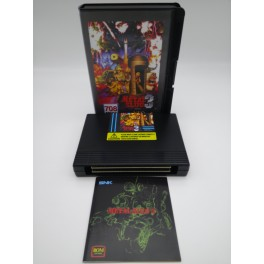 ART OF FIGHTING 3 JAPAN VERSION CONVERSION NEO GEO AES
