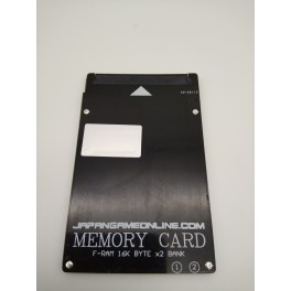 1 MEMORY CARD 32KB WITHOUT BATTERY NEO GEO AES NEW